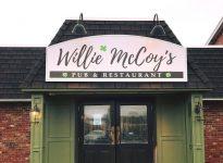 Willie Mac's Sign
