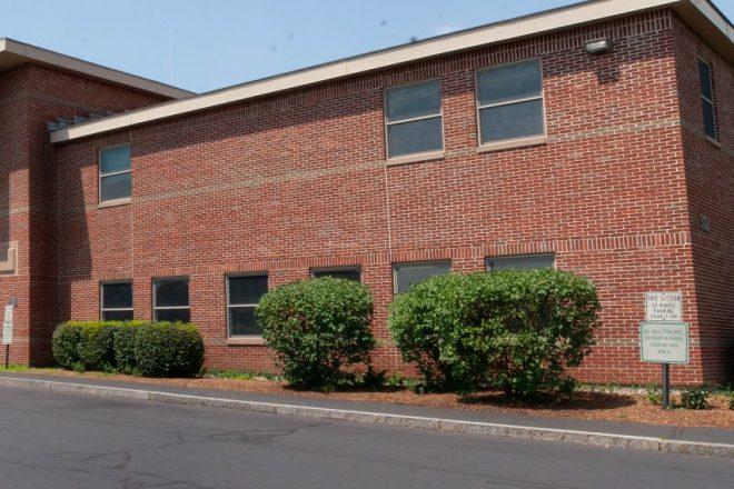 Keene Rec Center entrance