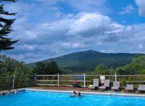 Pool at the Inn at East Hill Farm