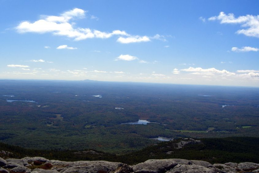 mount monadnock view