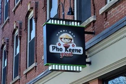 Pho Keene Great Sign