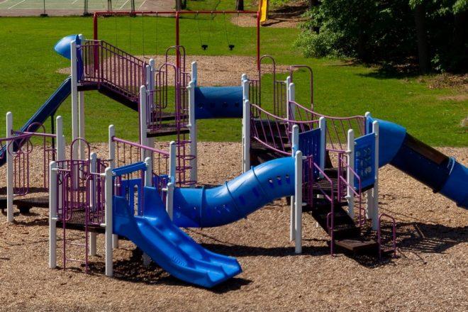 robin hood playground