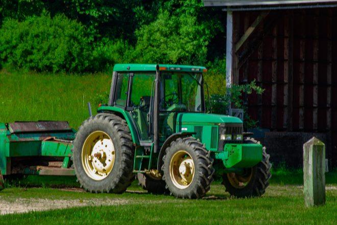stonewall farm tractor