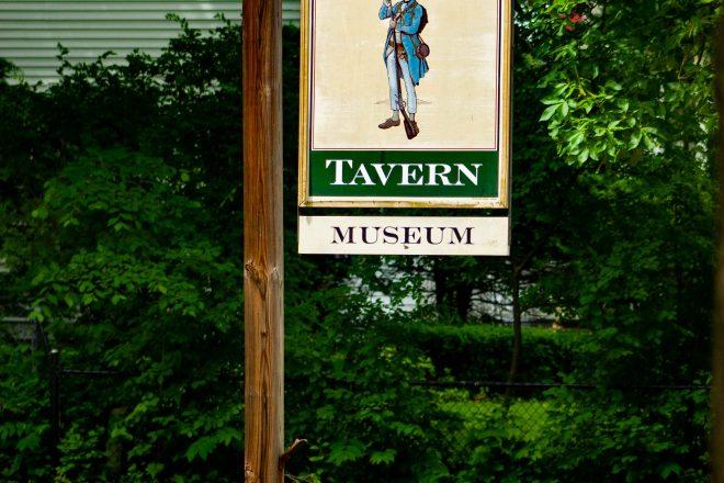 wymaan tavern sign